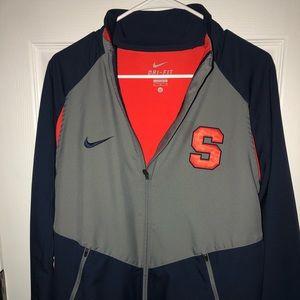 Syracuse Nike Dri-Fit Zip-Up